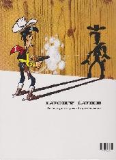 Verso de Lucky Luke -32FL- La diligence