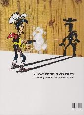 Verso de Lucky Luke -33FL- Le Pied-Tendre