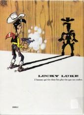 Verso de Lucky Luke -61FL- Chasse aux fantômes
