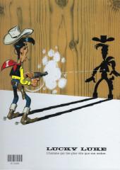 Verso de Lucky Luke -69FL- Marcel Dalton