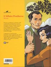 Verso de Agatha Christie (Emmanuel Proust Éditions) -9- L'Affaire Protheroe