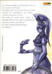 Verso de Saint Seiya Épisode G -5- Tome 5