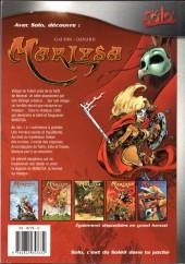 Verso de Marlysa -1Solo- Le Masque