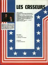 Verso de Les casseurs - Al & Brock -1a1978- Haute tension