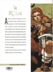 Verso de La roue -4- Les 7 combattants de Korot - III