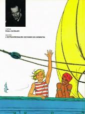 Verso de Corentin (Cuvelier) -2a1979- Les nouvelles aventures de Corentin
