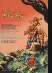 Verso de Trolls de Troy -8TL2005- Rock'n Troll attitude