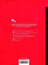 Verso de (DOC) Conseils de lecture -32005- Guide fnac de la Bande Dessinée
