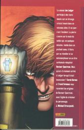 Verso de Supreme Power -3- Docteur Spectrum