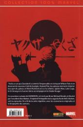 Verso de Daredevil (100% Marvel - 1999) -9- Le roi de Hell's Kitchen