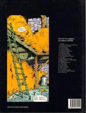 Verso de Les petits hommes (Soleil/Jourdan) -1- Des souris et des petits hommes