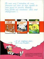 Verso de Les petits hommes -8- Du rêve en poudre