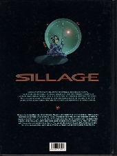 Verso de Sillage -8- Nature Humaine