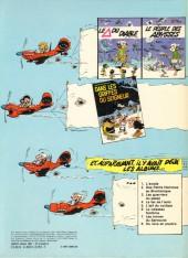 Verso de Les petits hommes -12- Le guêpier