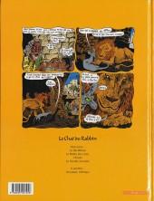 Verso de Le chat du Rabbin -4- Le Paradis Terrestre