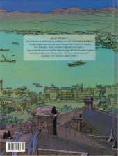 Verso de Tigresse Blanche -2- Peau de pêche et cravate de soie