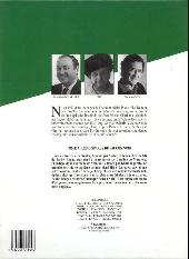 Verso de Barbe-Rouge (L'intégrale) -7- Les disparus du Faucon Noir