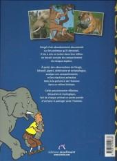 Verso de Tintin - Divers - Tintin et les animaux
