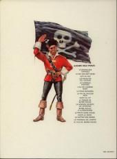 Verso de Barbe-Rouge -12a1979- La mission secrète de l'épervier