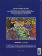 Verso de Le bordel des muses / Le Cabaret des muses -2- Mimi & Henri