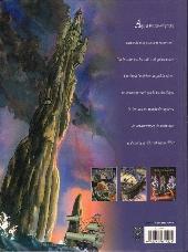 Verso de Le jour des Magiciens -3- Lancaster