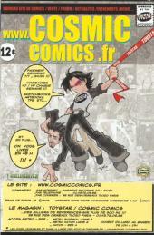 Verso de Wolverine (Marvel France 1re série) (1997) -140- Ennemi d'état (6)