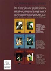 Verso de La mémoire des arbres -5c- La belle coquetière - 1