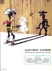 Verso de Lucky Luke -35a77- Jesse James