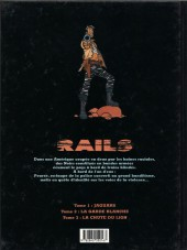Verso de Rails -2a1994- La garde blanche