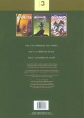 Verso de Les guerriers -INT2- Les Guerriers - Intégrale 2