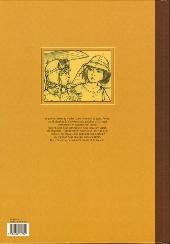Verso de Yoko Tsuno -24TL- Le septième code - Esquisses d'une œuvre