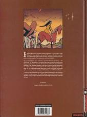 Verso de Au centre du Nowhere -1- L'Oreille du Saumon