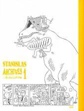 Verso de Archives (de L'Association) -1- Stanislas