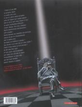 Verso de Apocalypse Mania -INT1- Le Cycle des Lumières