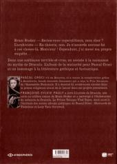 Verso de Dracula (Pauly/Croci) -1- Dracula, le Prince Valaque Vlad Tepes