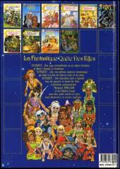 Verso de ElfQuest - La Fantastique quête des elfes -6b- Départ vers l'inconnu