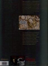 Verso de Les démons de Marie -2- La rédemption du père Anselme