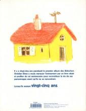 Verso de Les bidochon -HS04- Les Bidochon ont vingt-cinq ans