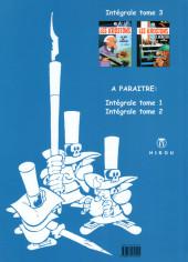 Verso de Les krostons -INT3- Tome 3