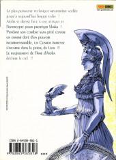 Verso de Saint Seiya Épisode G -6- Tome 6