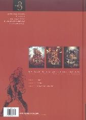 Verso de La geste des Chevaliers Dragons -INT1- La geste des Chevaliers Dragons (T1 à T3)