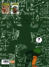 Verso de La rubrique scientifique -3- Tome 3