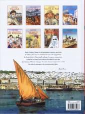 Verso de Carnets d'Orient -8- La fille du Djebel Amour