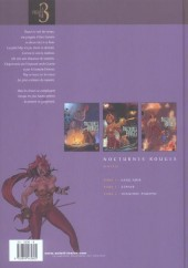 Verso de Nocturnes rouges -INT- Intégrale