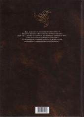 Verso de Le donjon de Naheulbeuk -2- Première saison, partie 2