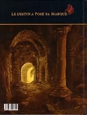Verso de Le scorpion -6- Le trésor du Temple
