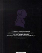 Verso de Les plombs de Venise -3- Contempler les étoiles