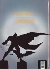 Verso de Batman - Dark Knight -11- Résurrection