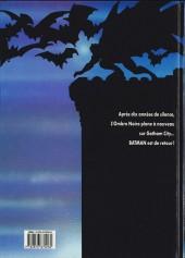 Verso de Batman - Dark Knight -12- Triomphe