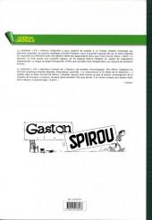 Verso de Gaston (L'intégrale Version Originale) -1- Gaston 1957-1958